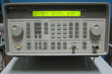 Hpagilent 8648a Synthesized Rf Signal Generator 100 Khz To 1000 Mhz