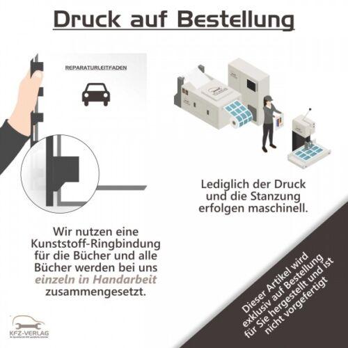 Anleitungen & Handbcher VW Transporter T6 ab 2015 Instandhaltung ...