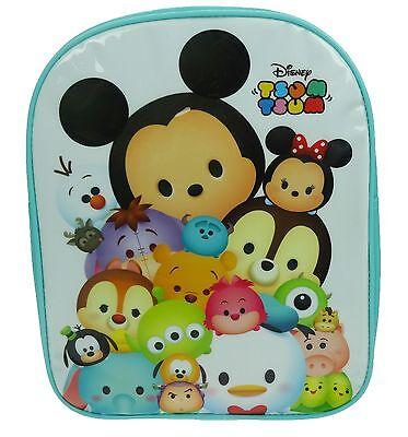 Ragionevole Disney Tsum Tsum | Olaf | Minnie | Buzz | Dumbo Scuola Zaino | Zaino | Borsa-mostra Il Titolo Originale Vendendo Bene In Tutto Il Mondo