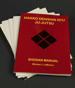 Hakko-Denshin-Ryu-Ju-Jutsu-Entire-Manual-Set