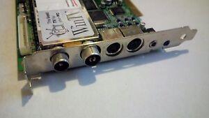 La vendita!!! HAUPPAUGE vincere PAL-I 48135 PC TV Card Desktop 480000-07 a