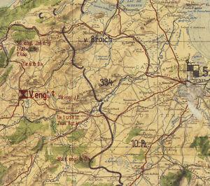 Heereskarten-Nordafrika-Tunesien-von-1-Dezember-1942-29-April-1943