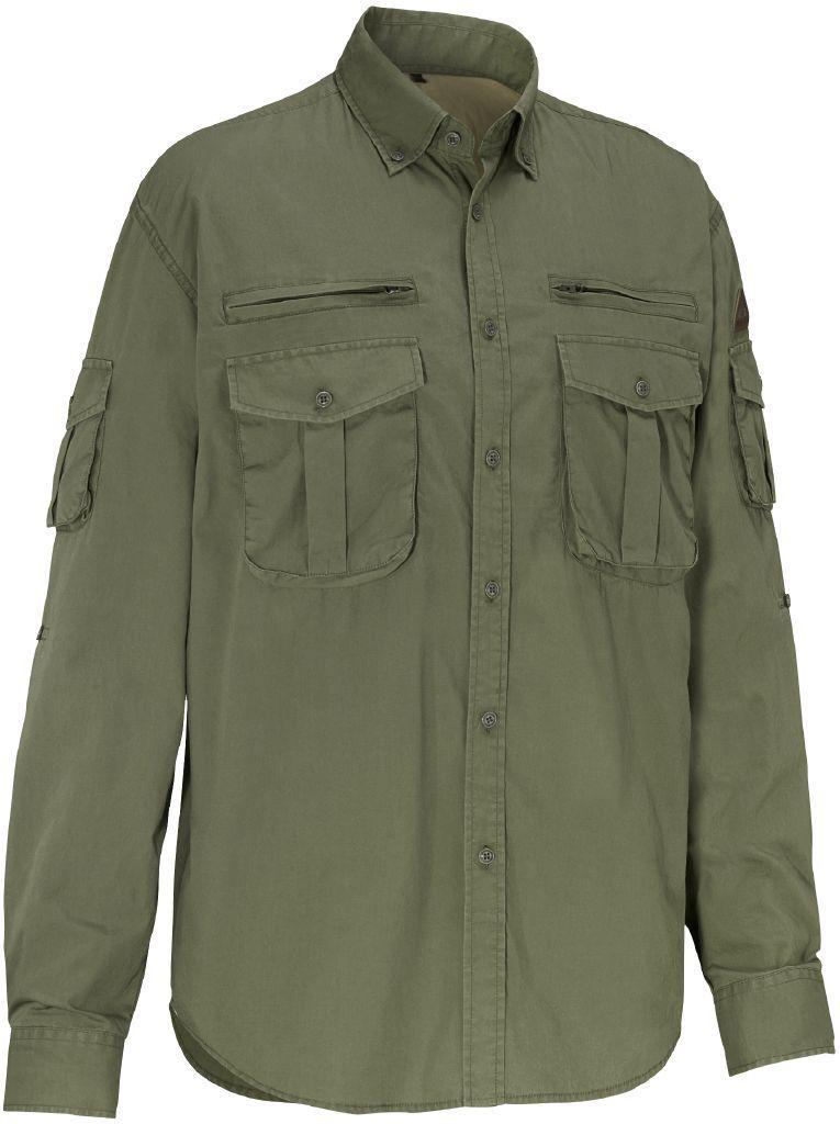 SwedTeam Summer Shirt Aamir M - Green- 10005-400