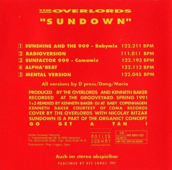 Overlords: Sundown, electronic