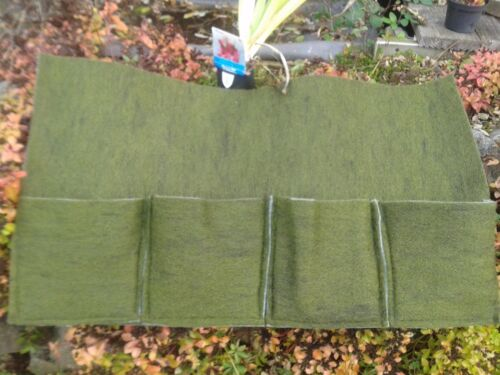 Mini zur Auswahl Pflanztaschen Korb für Teichpflanzen 4er Pflanztasche Maxi
