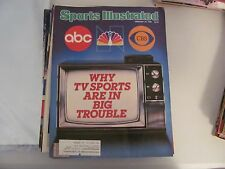Sports Illustrated February 24th 1986 magazine COMPLETE