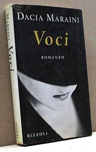 VOCI-D-Maraini-Rizzoli-editore
