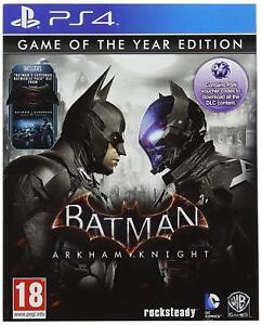 Batman: Arkham Knight | PS4 Games | PlayStation.com