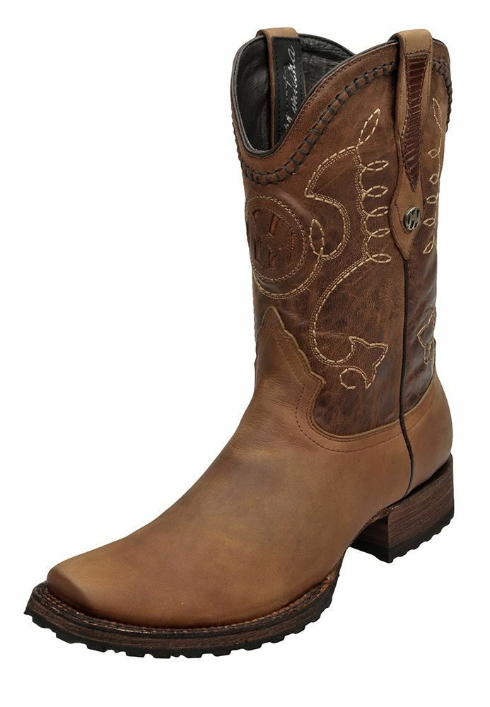 DB105TE Rodeo boots made by Montana