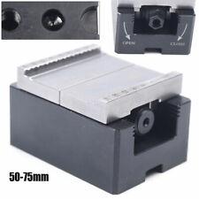 Cnc Self Centering Vise Edm Erowa Electrode Fixture Machining Vise Hrc5850 75mm