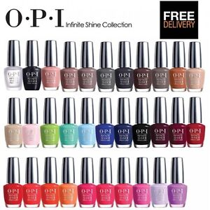 Image Is Loading Opi Infinite Shine Nail Polish Lacquer All New