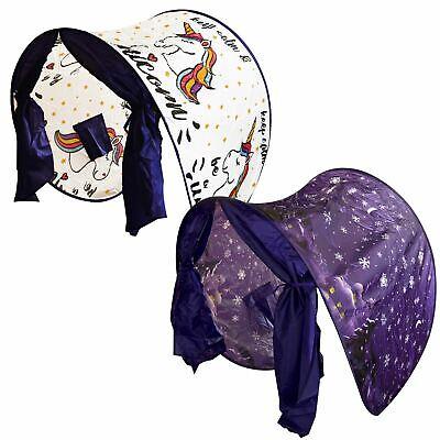 Pop Up Dream Screen Bed Canopy Child's Bedroom Kids Dome Tunnel Tent Portable Meer Kortingen Verrassingen