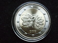 2 Euro Münze Finnland 2002 Proof / PP aus KMS Proof