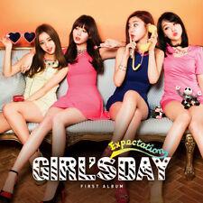 GIRLS DAY GIRL'S DAY - Expectation (Vol. 1) CD + Photobook K-POP KPOP