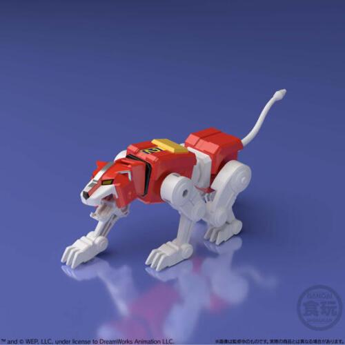 Bandai GoLion Voltron Beast King Super Minipla Model Kit Plastic Figure Ready