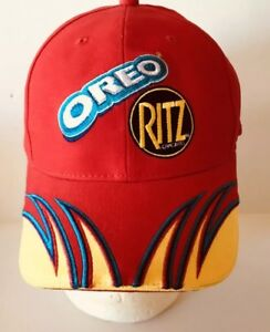 Dale Earnhardt Jr. Hat Nascar Racing Cap Oreo   Ritz   81 Winner s ... ef6255db51b9