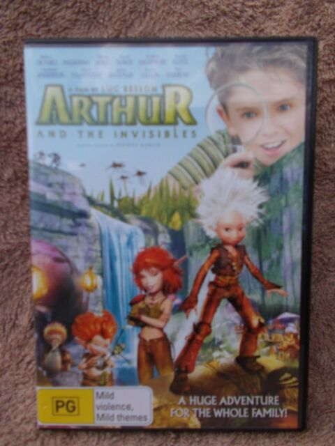 arthur and the invisibles 4 full movie online