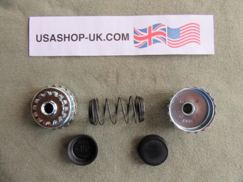 Front wheel Brake Cylinder Rubbers NEW @£17.50 *free post WW2 GMC 6x6 CCKW353