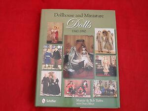 100% De Qualité Miniature Dolls 1840-1990 Marx Kestner Idéal De Hertwig Kruse-afficher Le Titre D'origine Faire Sentir à La Facilité Et éNergique