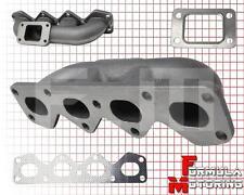 Mazda Miata mx-5 mx5 na na6c 89-93 1.6L T3/T4 Iron Cast Turbo Manifold exhaust