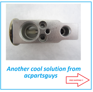 NEW-AC-expansion-valve-for-Kubota-M7-171S