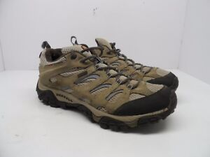 Merrell-Women-039-s-Moab-Hiking-Trail-Shoes-Dusty-Olive-Size-10M