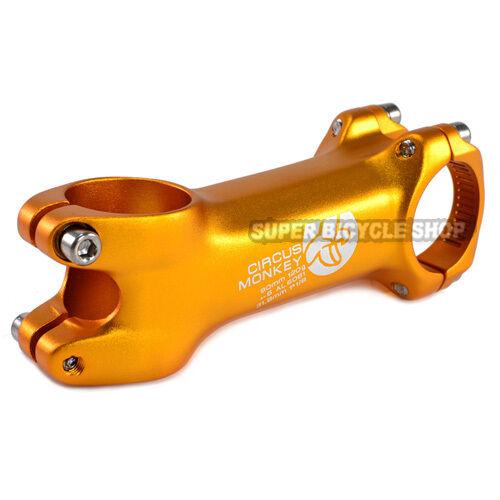 Orange Circus Monkey MTB ROAD 31.8 x 90mm Stem 120g