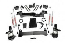 """2001-2010 Chevy 2500 HD or 3500 4WD Silverado 6"""" ROUGH COUNTRY Lift Kit (297N2)"""