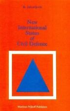 New International Status of Civil Defence (Teneat lex gladium)-ExLibrary