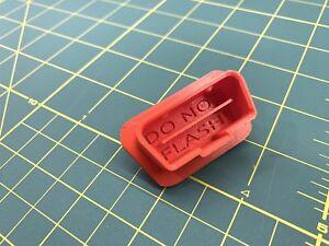 """""""DO NOT FLASH"""" OBD2 Port Cover - DEALER WARNING PLUG *3D Printed* Tune Saver mod"""