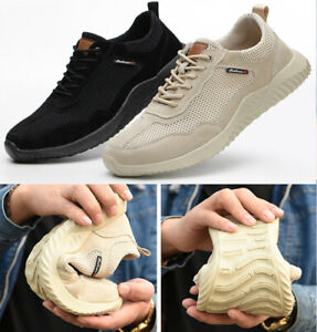 Mens Womens Lightweight Safety Shoes