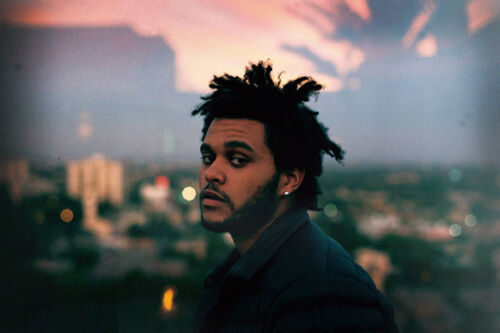 Y874 The Weeknd Singer Rap Star Hot Poster 14x21 24x36 27x40IN