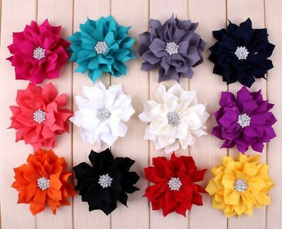 "100 BLESSING Good Girl 1.75/"" Corker Hair Bow Use 1//8/""  Ribbon 114 No."