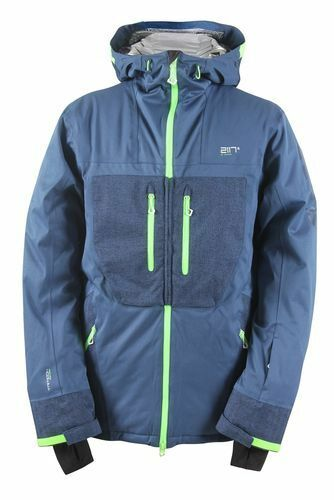 2117 HUSA Skijacke mens eco padded ski jacket