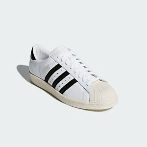 Image is loading Adidas-Superstar-OG-Shoes-White-UK8