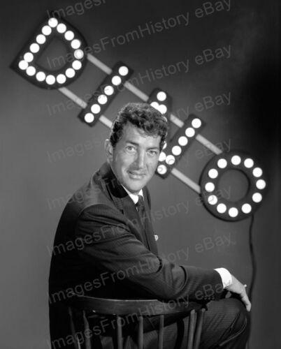 8x10 Print Dean Martin The Dean Martin Variety Show 1965 #1011775