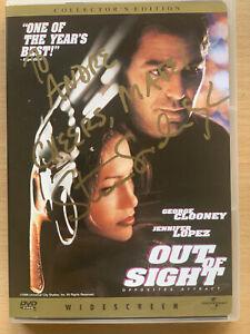 Out-Of-Mirino-DVD-Firmata-a-Mano-Autografato-da-Steven-Soderbergh-Regione-1