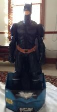 "BATMAN Giant Size 31"" The Dark Knight Trilogy Chromium figure NIB! JAKKS PACIFIC"