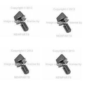 For BMW E30 Screw Dashboard GENUINE 51 45 1 916 579