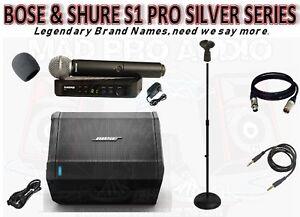 Karaoke-system-professional-karaoke-system-Bose-Shure-Home-karaoke-or-pro-use