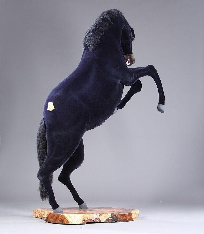 "Plys hest - ""bamse"", Hansatoy"