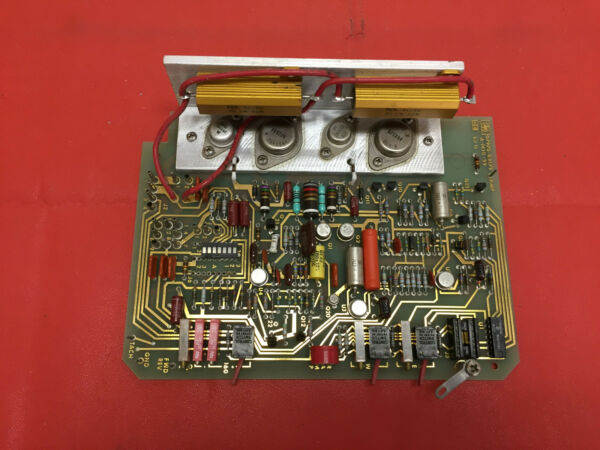 1970's Hp 07970-62172 Super High Grade Circuit Board Part - Gold Recovery