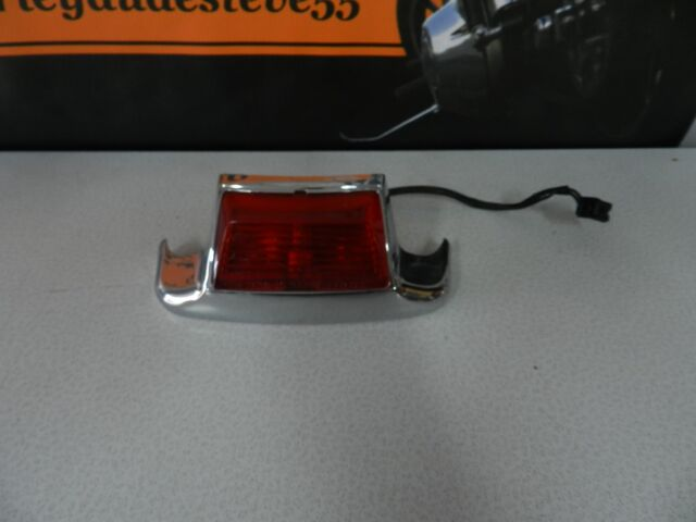 Harley Davidson Sofail Touring Rear Fender Tail Light