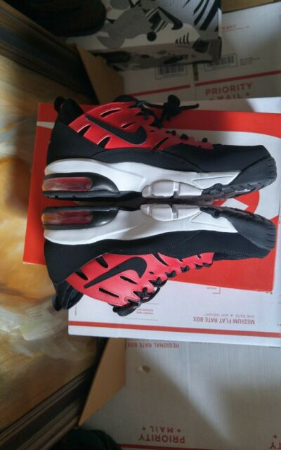 Nike Air Trainer Max '94 low gym red white size 8 9 9.5 10 10.5 11 11.5 12 12.5