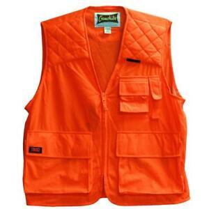 Gamehide-Sneaker-Vest-Blaze-Orange-Size-X-Large