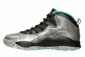 Nike Air Jordan X 10 Retro 30th Lady Liberty 705178-045 Size 13