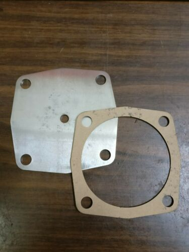 Steel Gravely L Tractor Walkbehind PTO Cover Plate With Gasket Made in America