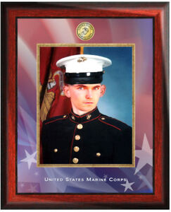 image is loading military picture frame usmc photo frames marine corps - Military Picture Frames