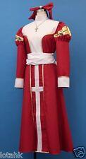 Ragnarok Online Female High Priest Cosplay Custom Made