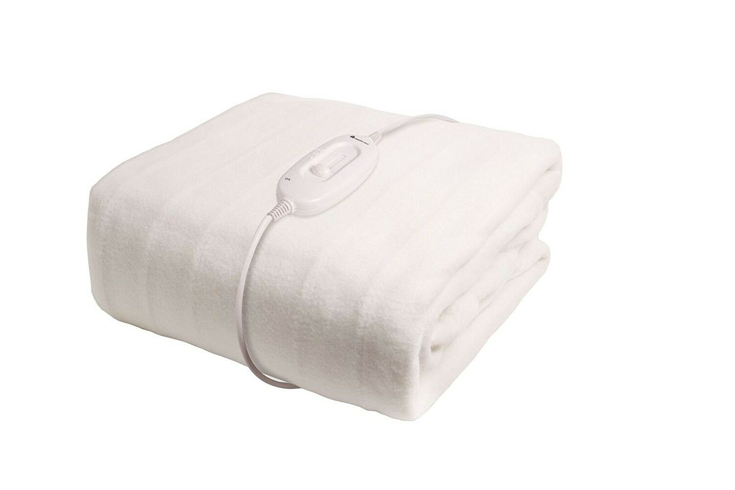 HOMEFRONT FULLY FITTED WASHABLE SINGLE Größe MATTRESS COVER (200 x 107 cm) by HOM